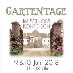 Bio-Kräuter bei den Gartentagen im Schloss Kohfidisch @ Schloss Kohfidisch